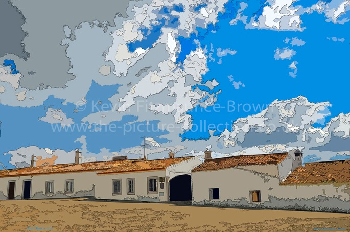 ALGARVE COTTAGES AND SKY