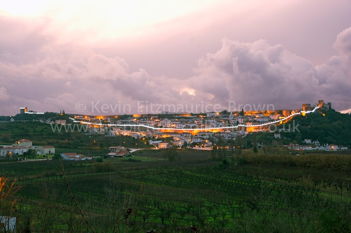 OBIDOS TOWN AND CASTLE