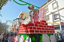 LOULE TOWN ANNUAL CARNIVAL  PORTUGAL.