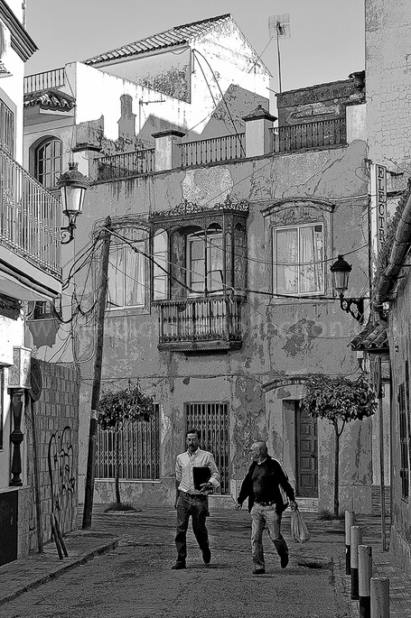 MOORISH ARCHITECTURE ALGECIRAS